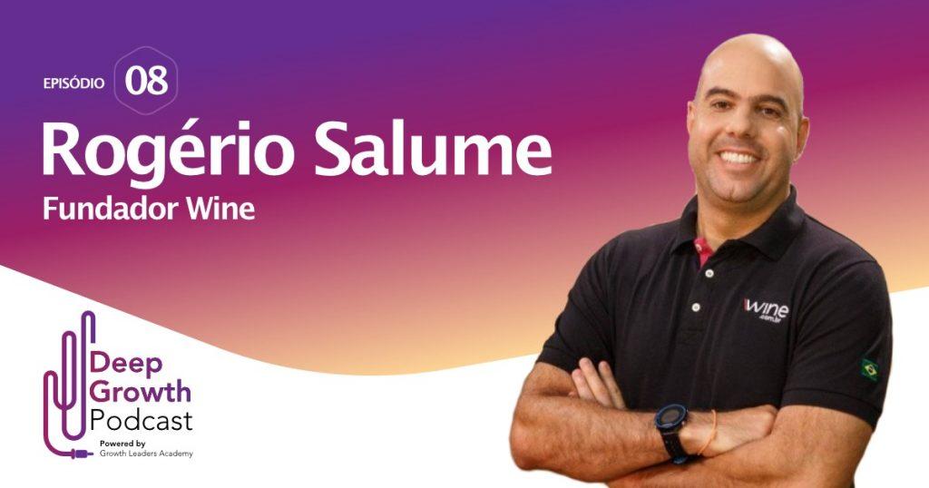 Entrevista com Rogério Salume, fundador da Wine