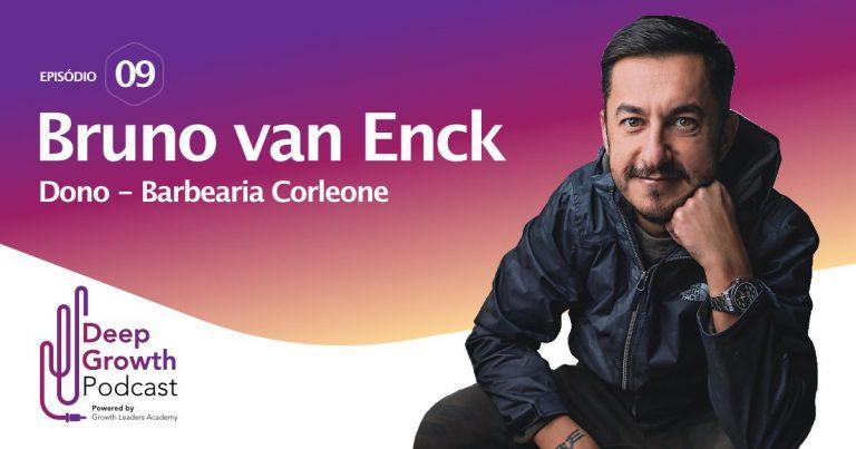 Entrevista com Bruno van Enck, dono da Corleone